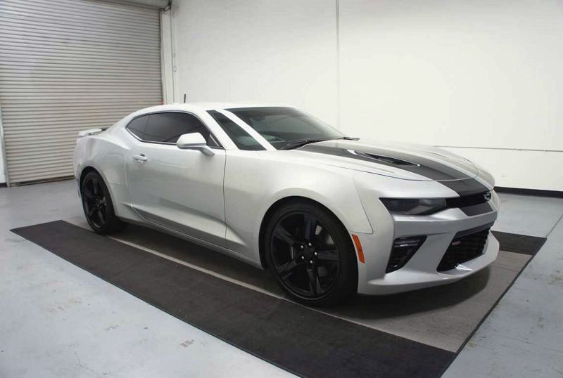 2020 Chevy Camaro Changes Pics