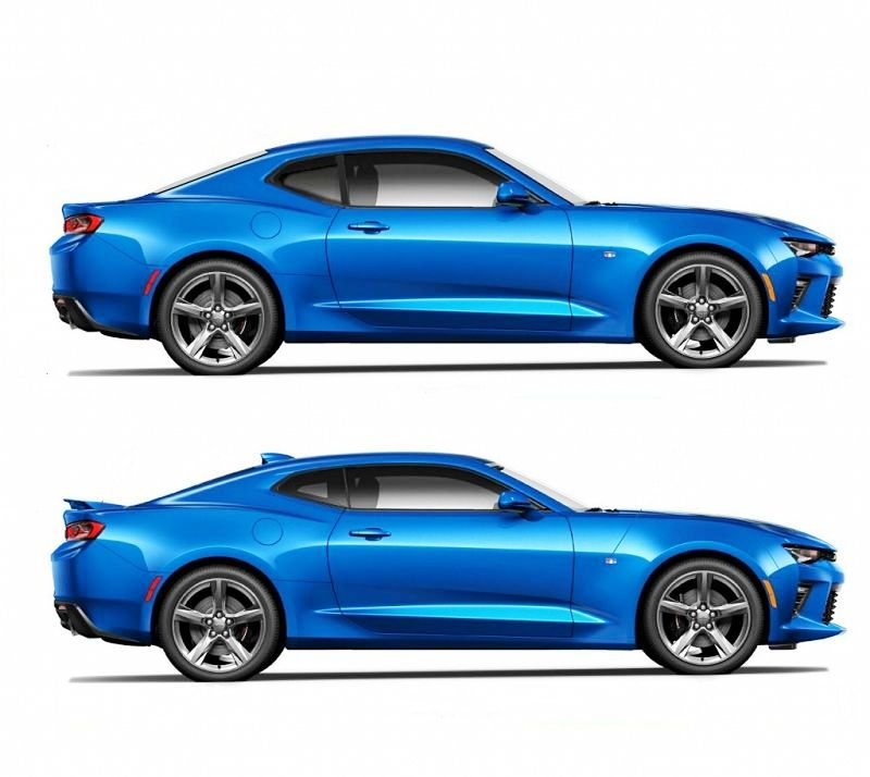 2020 Chevy Camaro Changes New - spirotours.com