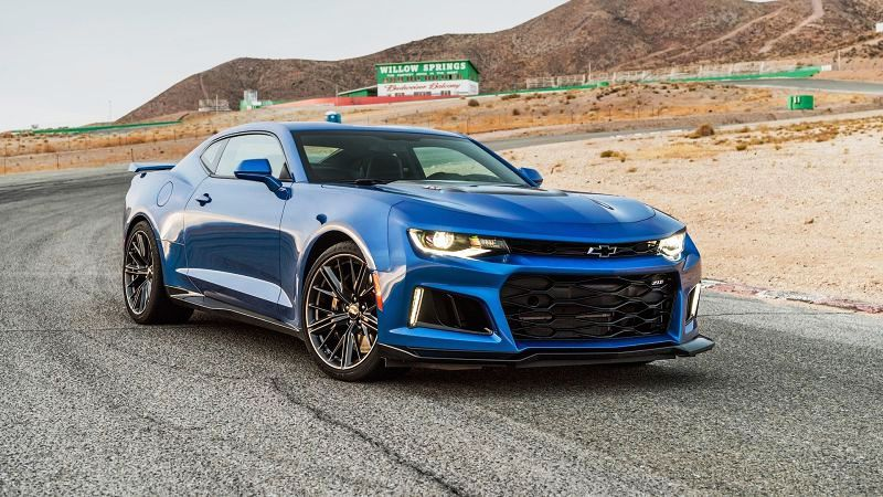 2020 Chevy Camaro Changes Ss