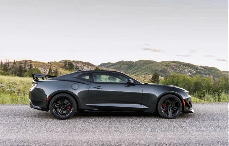 2020 Chevy Camaro Changes Yenko