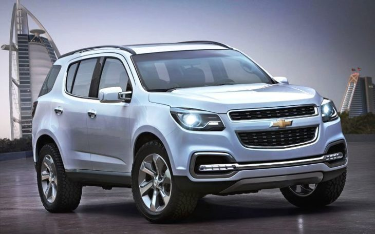 2020 Chevy K5 Blazer Accessories