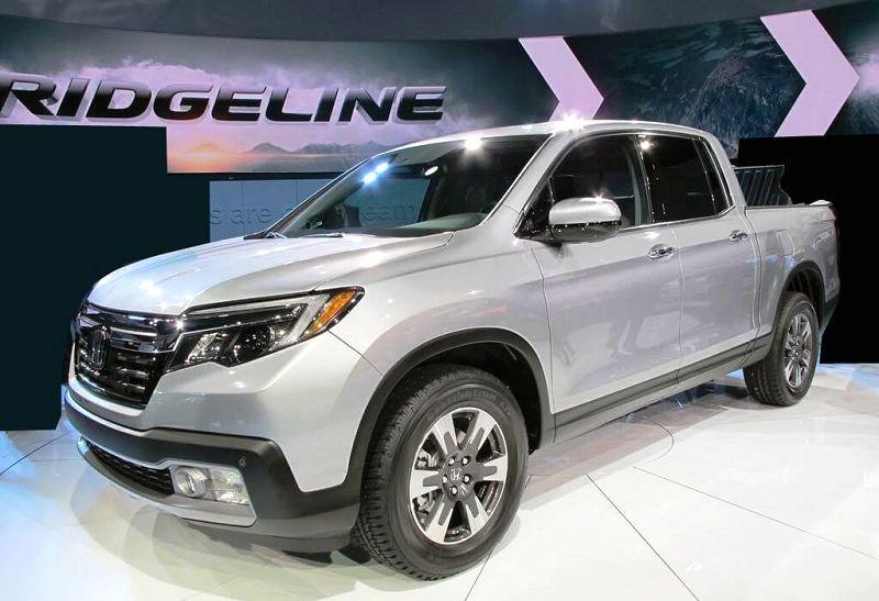 2020 Honda Ridgeline Hybrid Changes
