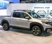 2020 Honda Ridgeline Hybrid Colors