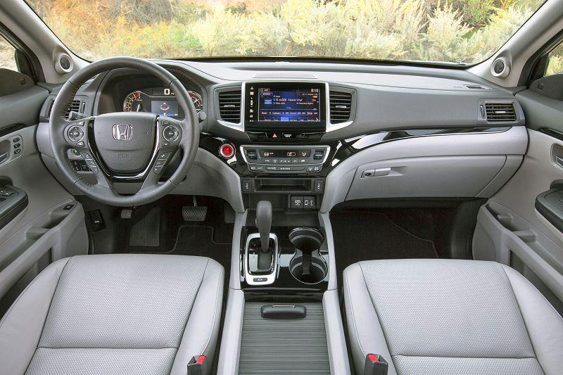 2020 Honda Ridgeline Hybrid Hybrid