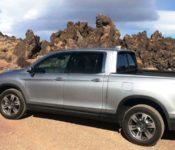 2020 Honda Ridgeline Hybrid Refresh