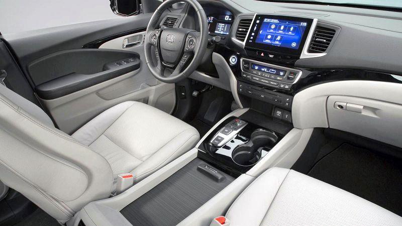 2020 Honda Ridgeline Hybrid Sport