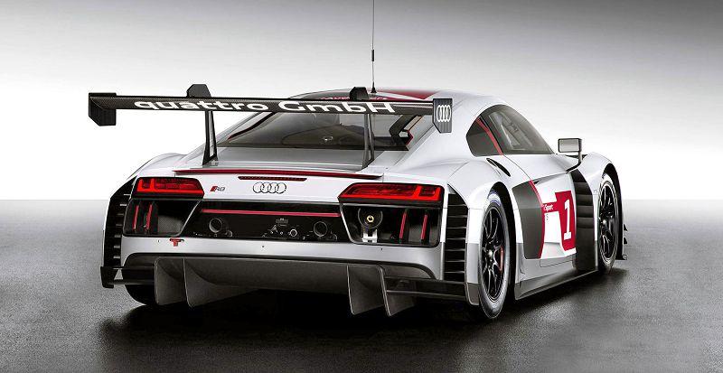 2020 Audi R8 Model