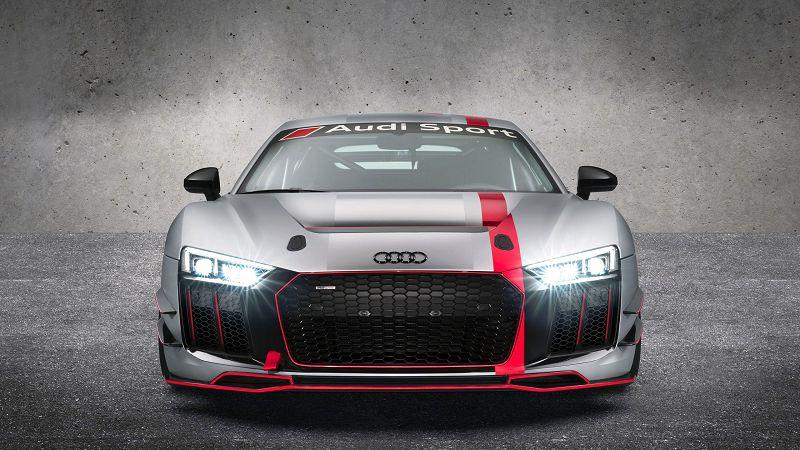 2020 Audi R8 Steering Wheel