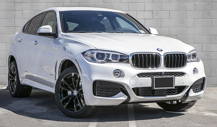 2020 Bmw X6 Spy Shots