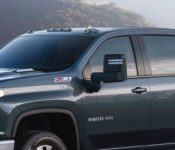 2020 Chevrolet Silverado Hd Official Look