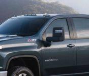 2020 Chevrolet Silverado Hd Official Look