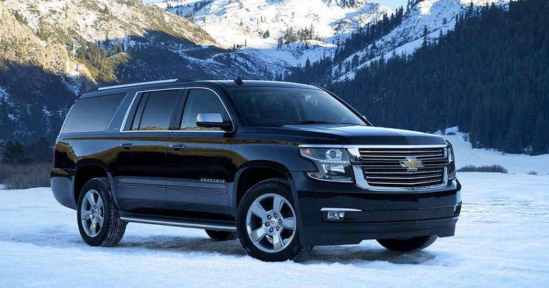 2020 Chevrolet Suburban Engine