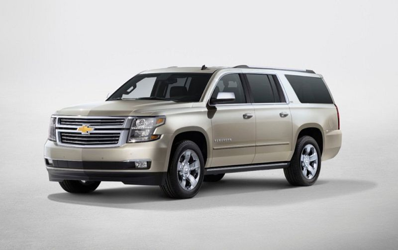 2020 Chevrolet Suburban New