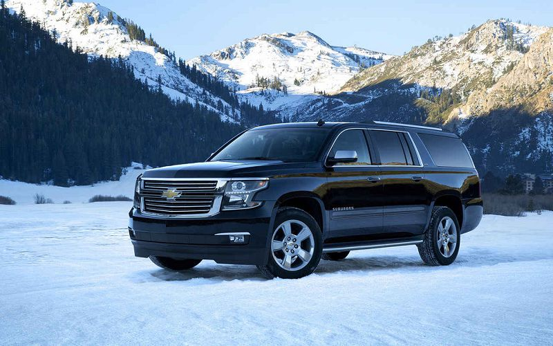2020 Chevrolet Suburban Price