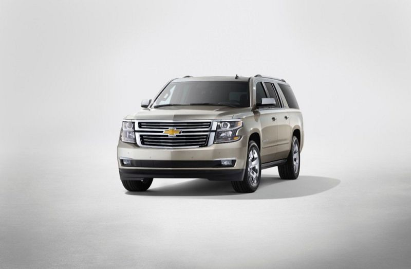 2020 Chevrolet Suburban Release Date