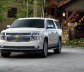 2020 Chevrolet Suburban Spy Photos
