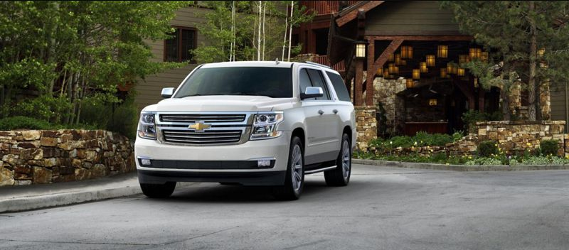 2020 Chevrolet Suburban Spy Photos
