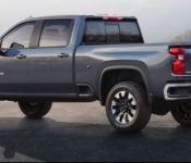 2020 Chevy Silverado Official Look