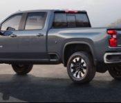 2020 Chevy Silverado Official Look