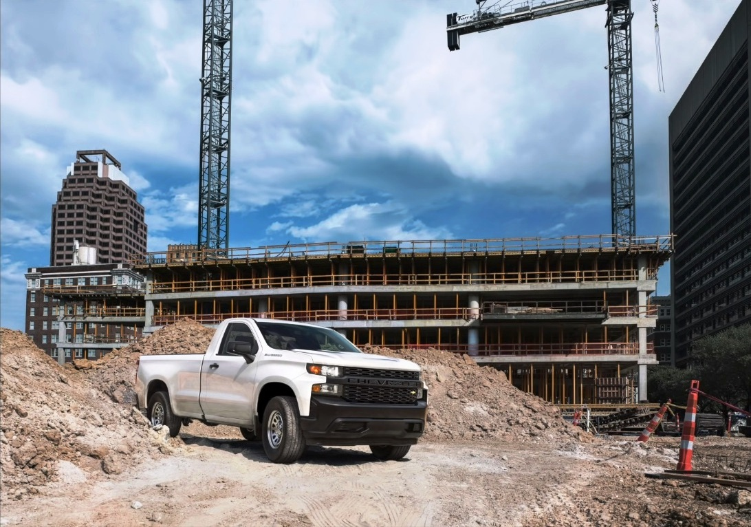2020 Chevy Silverado Hd Official Look