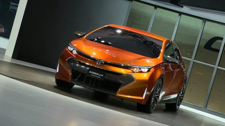 2020 Corolla Sedan Hybrid Engine