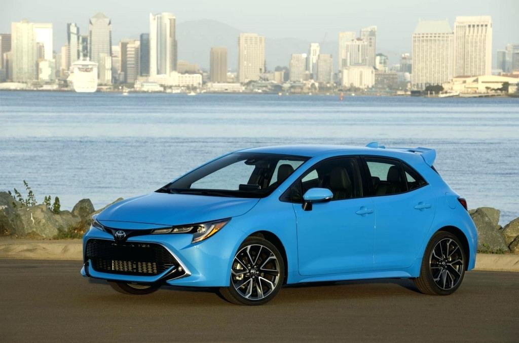 2020 Corolla Sedan Hybrid