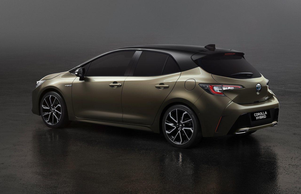 2020 Toyota Corolla Inspirational 2020 Toyota Corolla
