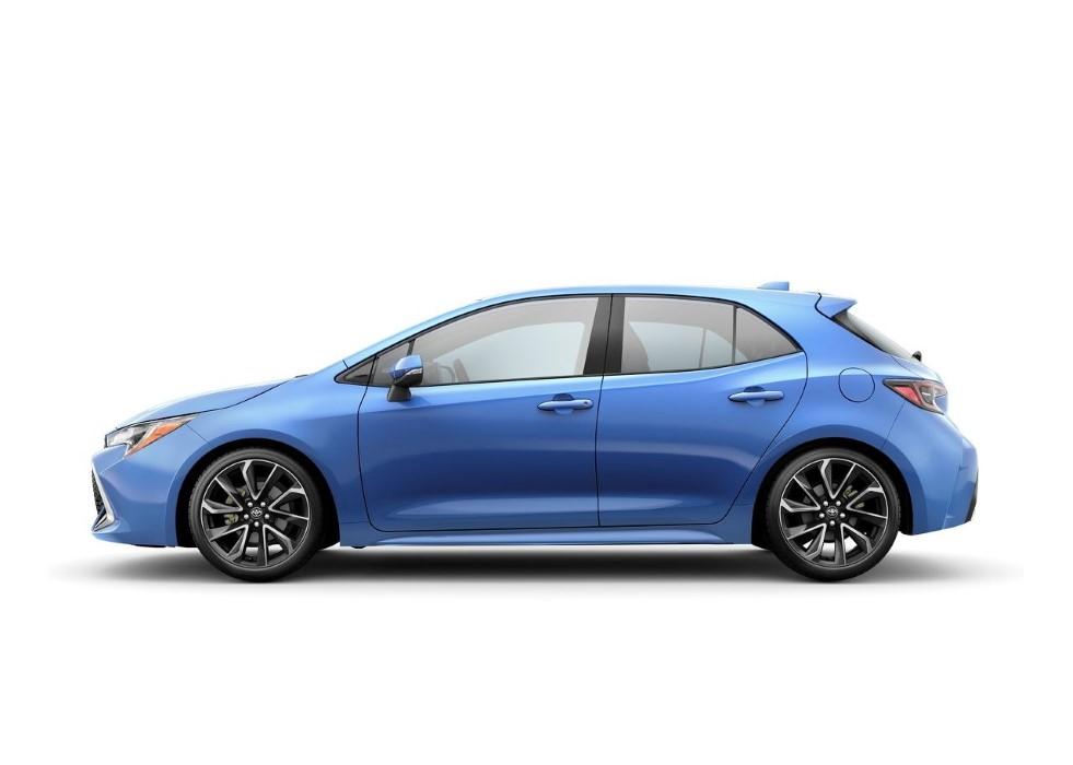 2020 Corolla Sedan New