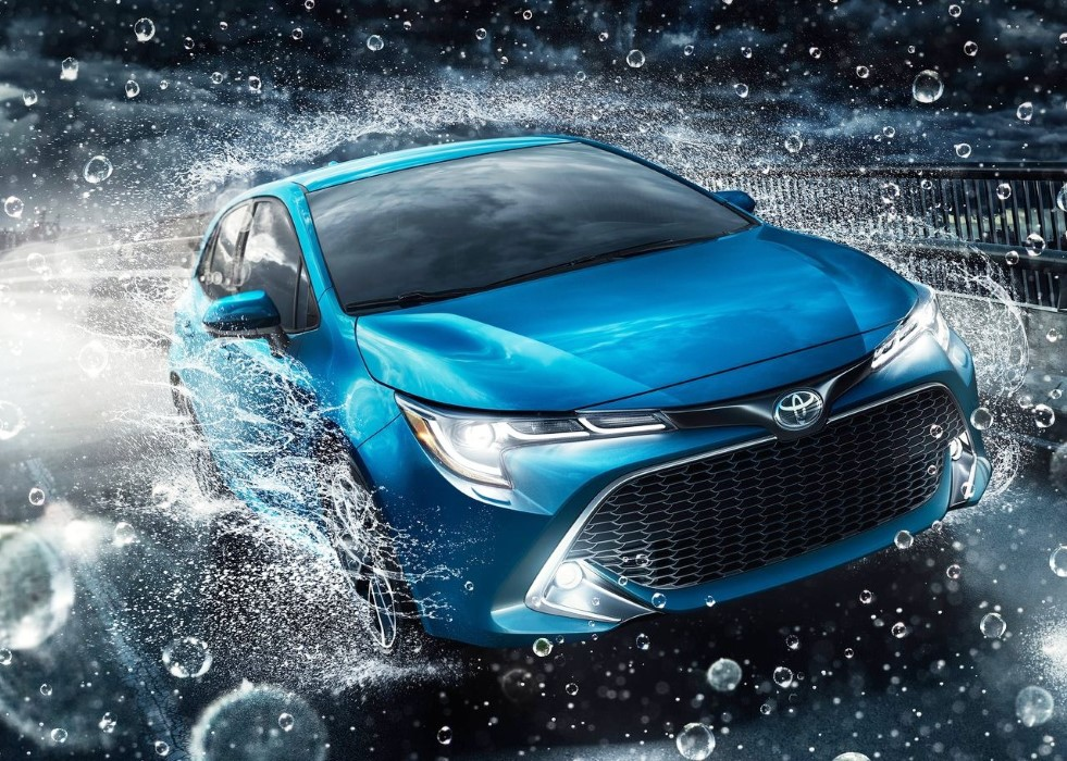 2020 Corolla Sedan Specs