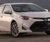 2020 Corolla Sedan Toyota Release Date