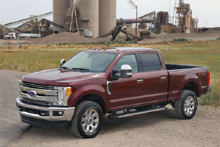 2020 Ford F250 7.3
