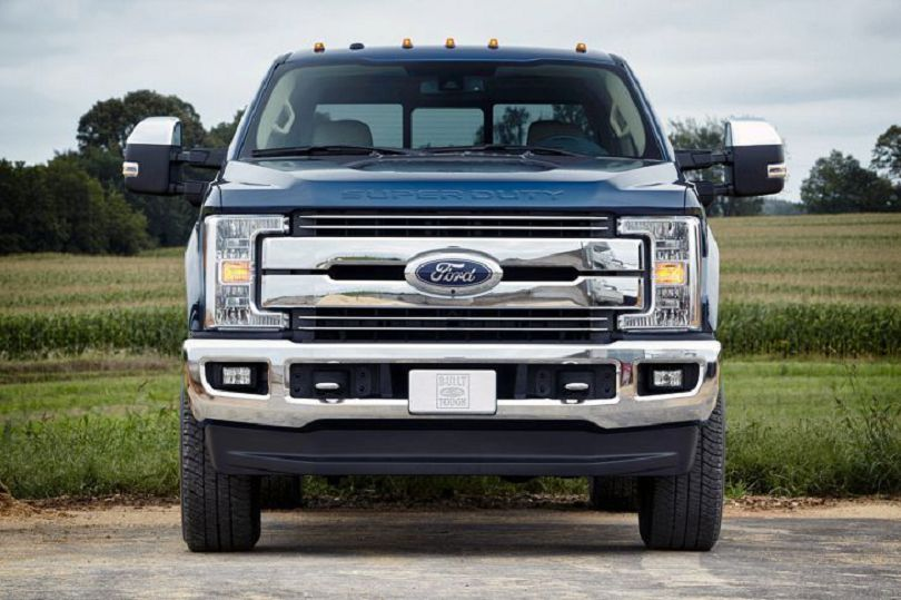 2020 Ford F250 Changes