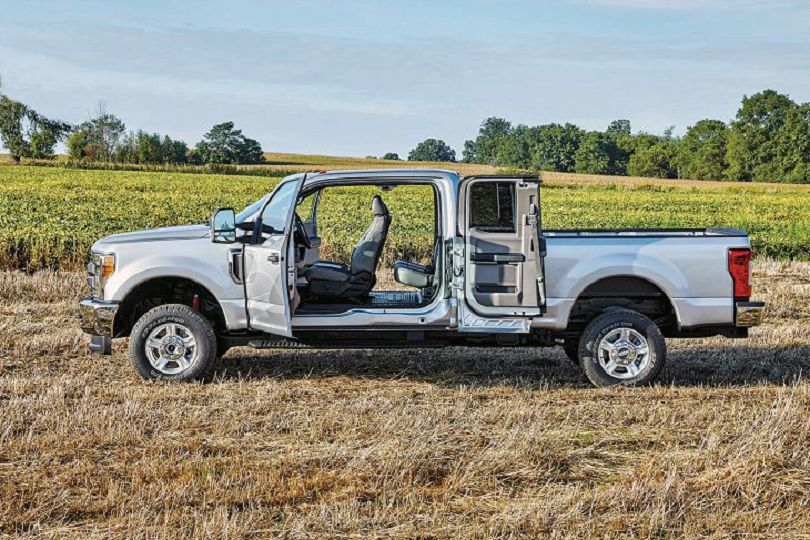 2020 Ford F250 Diesel Redesign