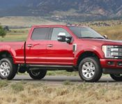 2020 Ford F250 Engine Options
