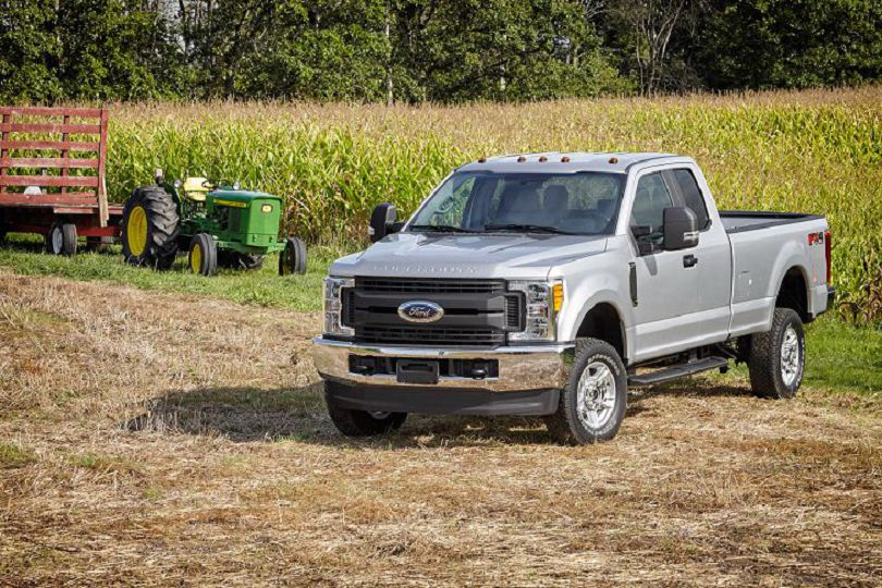 2020 Ford F250 King Ranch