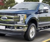 2020 Ford F250 Powerstroke