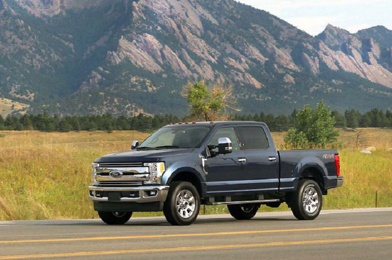 2020 Ford F250 Specs Super Duty
