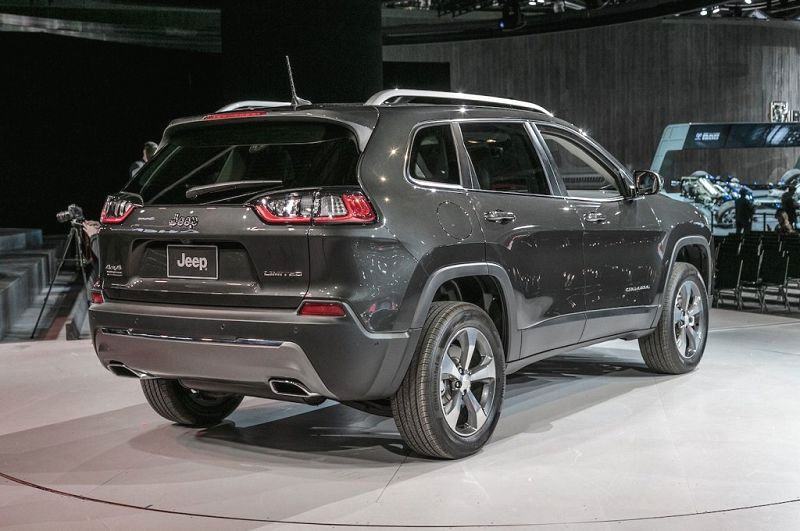 2020 Jeep Grand Cherokee Redesign All New