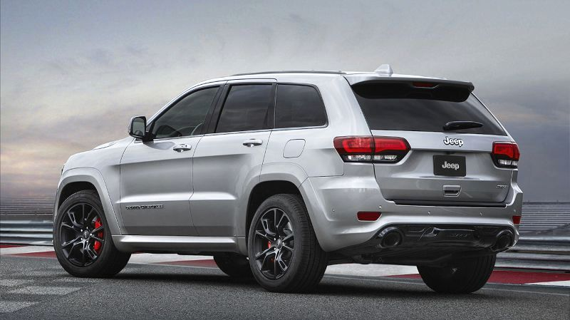 2020 Jeep Grand Cherokee Redesign Australia