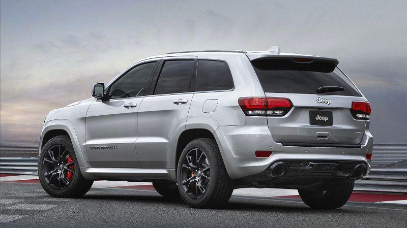 2020 Jeep Grand Cherokee Redesign Australia