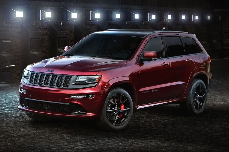 2020 Jeep Grand Cherokee Redesign Concept