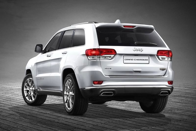 2020 Jeep Grand Cherokee Redesign Release Date