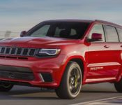 2020 Jeep Grand Cherokee Redesign Spy Photos