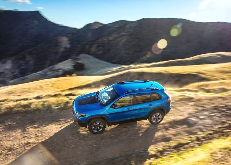 2020 Jeep Grand Cherokee Redesign Srt