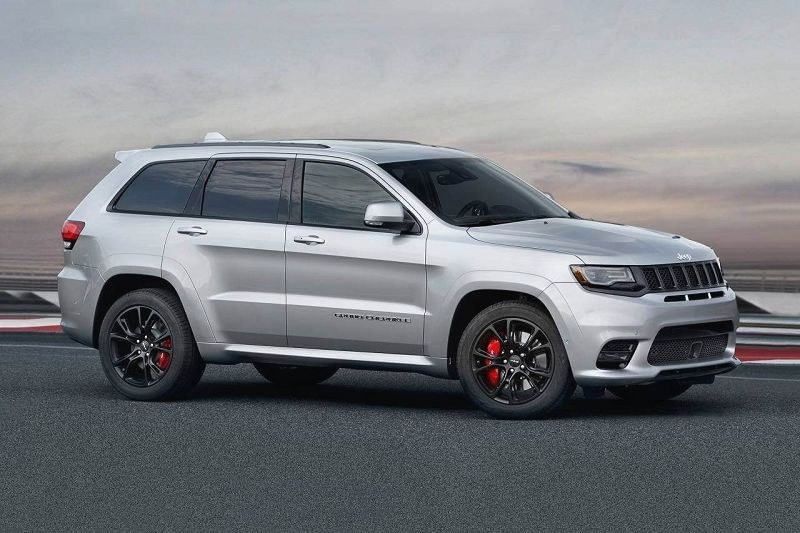 2020 Jeep Grand Cherokee Redesign Srt8