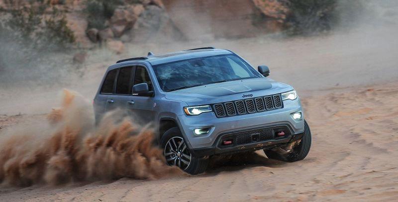 2020 Jeep Grand Cherokee Redesign Summit