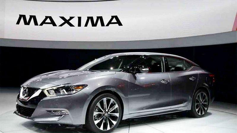 2020 Nissan Maxima Awd
