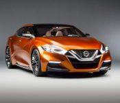 2020 Nissan Maxima Concept