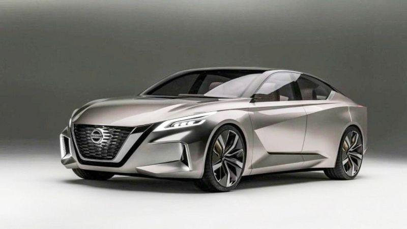 2020 Nissan Maxima New