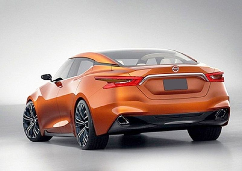 2020 Nissan Maxima Redesign